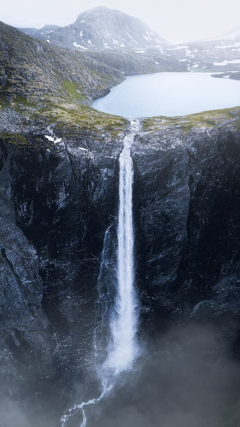 Mardalsfossen in Norway