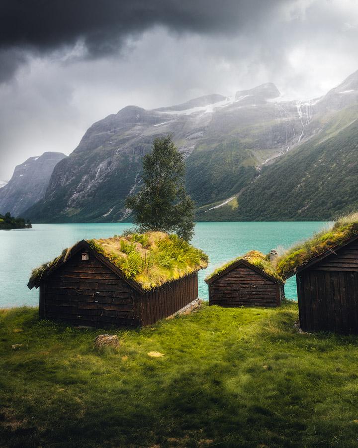 Photo workshop in Norway