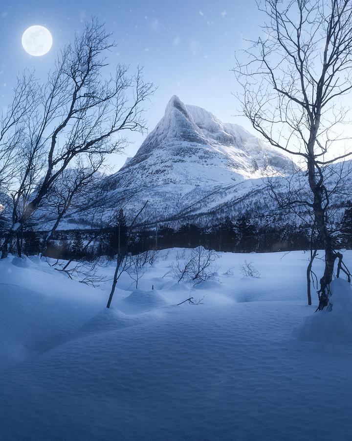 Vinter i Innerdalen