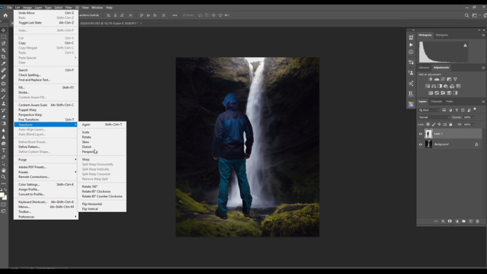 Learn how to edit in Lightroom and Photoshop