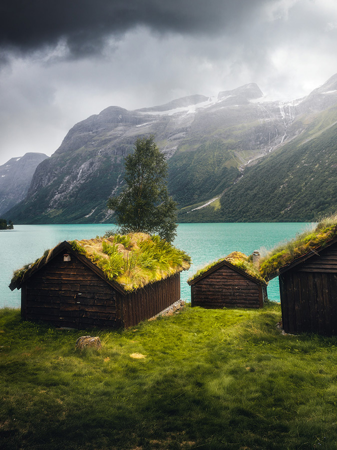 Photography workshop in Norway