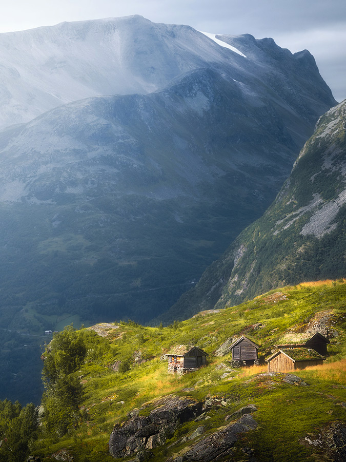 Photography workshop in spectacular Norway