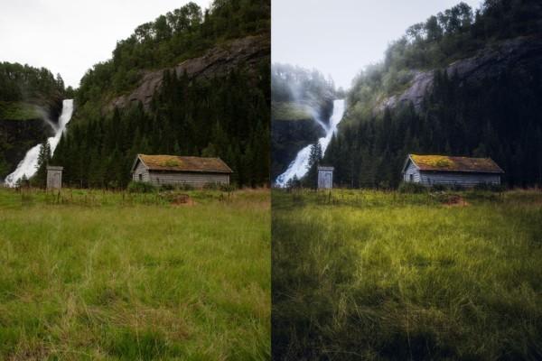 Landscape photography tutorials