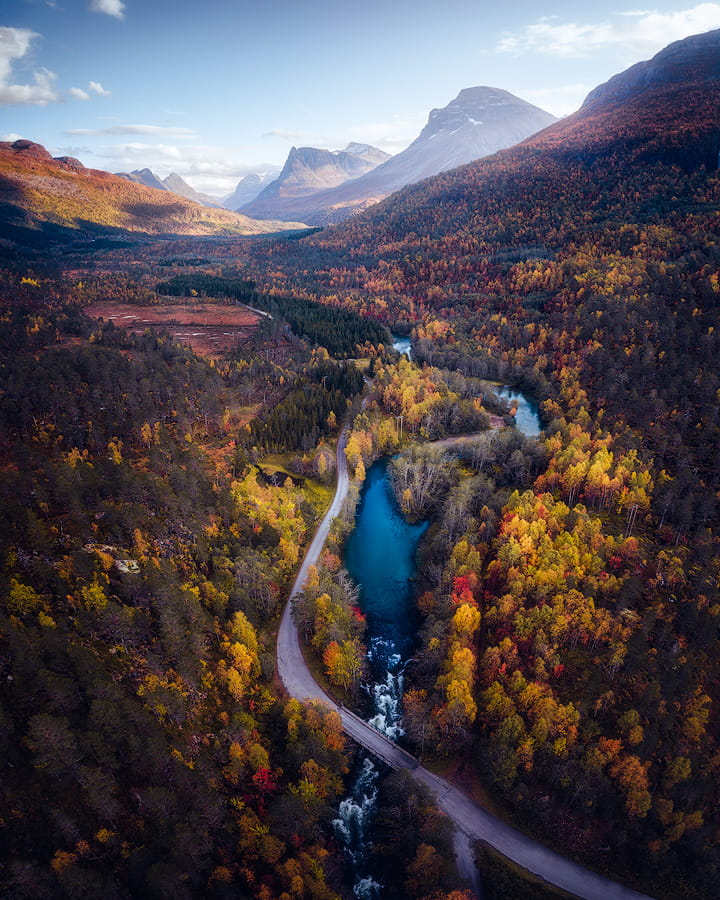 Learn how to edit your drone photography