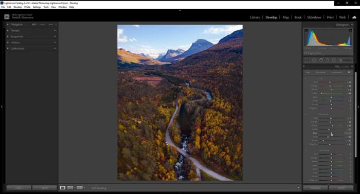 Nettkurs i Lightroom og Photoshop